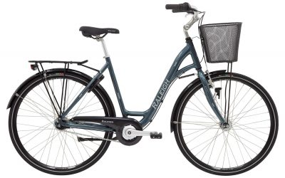 Raleigh Shopping Alu Dame