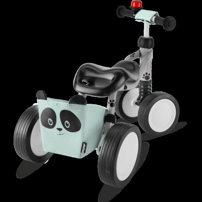 Løbecykel | Skubbecykel | PUKY Wutsch | Mini Panda